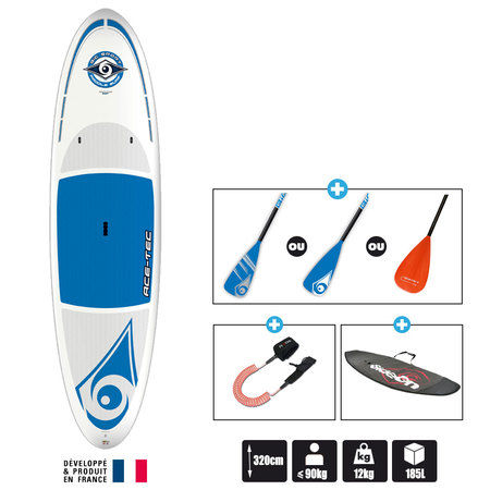 SUP BIC 10.6 PERFORMER ACE-TEC
