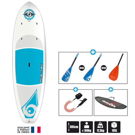 SUP BIC 10.0 CROSS ACE-TEC