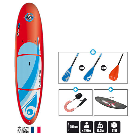 SUP BIC 11.6 PERFORMER ACE-TEC RED
