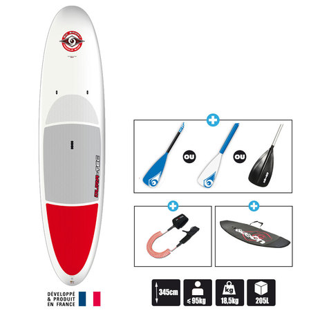 BIC DURA-TEC 11.4 STAND UP PADDLE