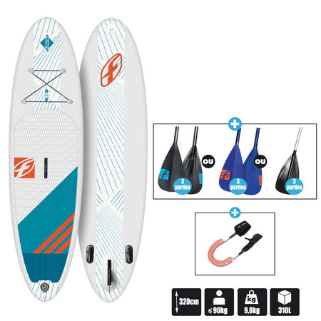 SUP F-ONE MATIRA 10.6 ALL ROUND LW 2017