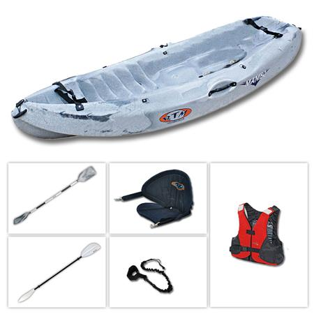 KAYAK RTM MAMBO GRIS STORM SIT ON TOP