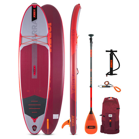 PACK SUP GONFLABLE JOBE AERO YARRA 10.6 ROUGE 2021