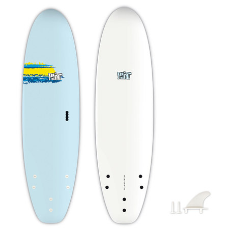 SURF BIC PAINT MAXI SHORTBOARD 6.6