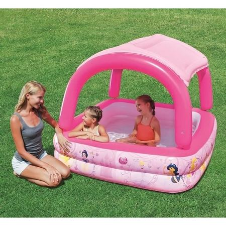 PISCINE BESTWAY PLAY POOL DISNEY PRINCESS 91057