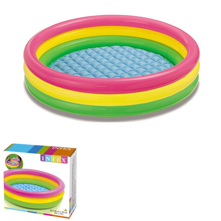 PISCINE ENFANT CANDY COLORS INTEX 57107NP