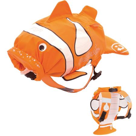 SAC IMPERMEABLE TRUNKI POISSON CLOWN PADDLE PACK