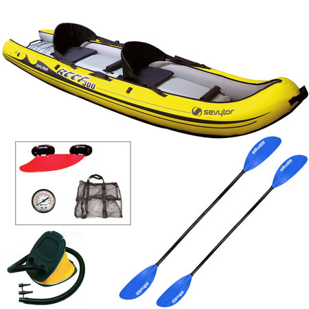 PACK KAYAK SEVYLOR REEF 300