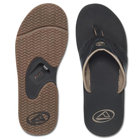 TONGS REEF LEATHER FANNING REPTIL 2014