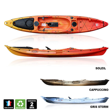 KAYAK RTM FISHING K-LARGO LUXE