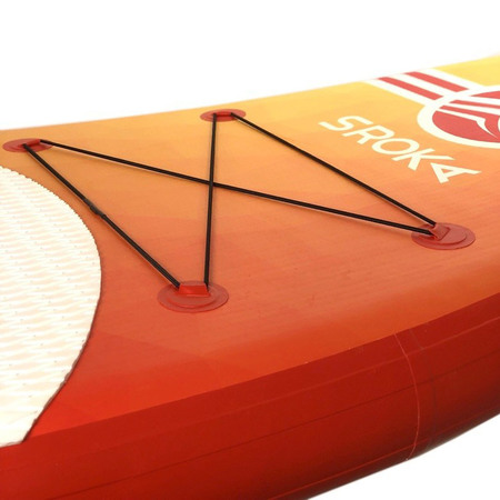PADDLE GONFLABLE SROKA MALIBU FUSION ORANGE 10.0 2019