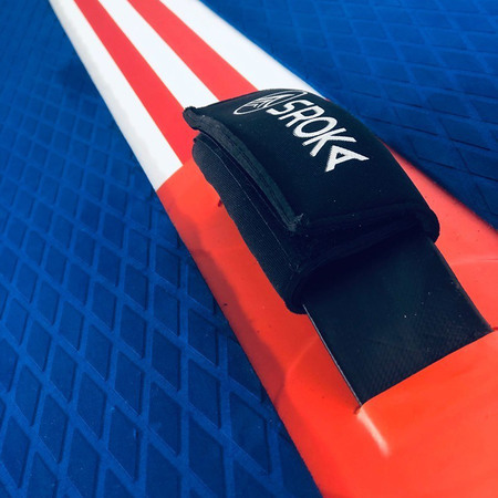 PADDLE GONFLABLE SROKA ALPHA RIDE FUSION BLEU 11.0 X 30 2020