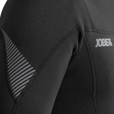 SHORTY JOBE ATLANTA 2MM NOIR BACKZIP