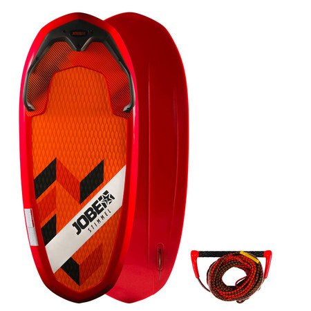 PACK KNEEBOARD + CORDE JOBE STIMMEL MULTI POSITION ROUGE