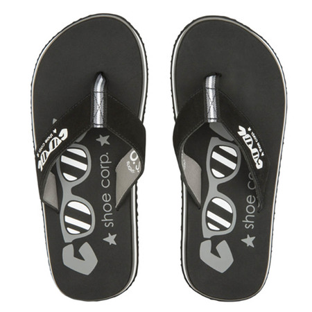 TONGS COOL SHOE ORIGINAL BLACK 2