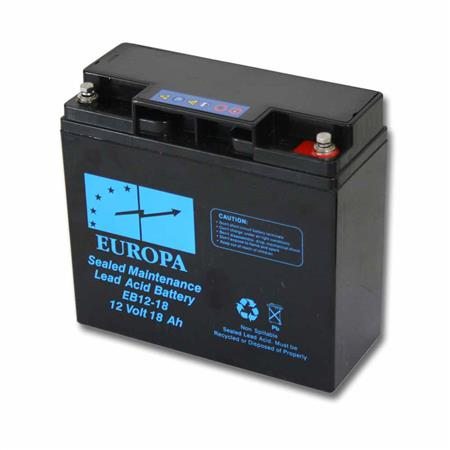 BATTERIE RECHARGEABLE SEVYLOR 12V 12A