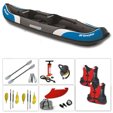 KAYAK SEVYLOR COLORADO KCC335 PACK