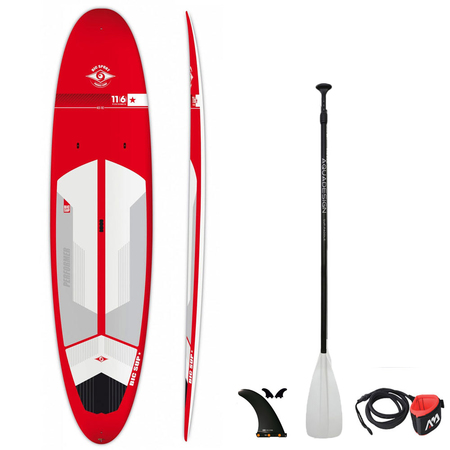 PADDLE BIC ACE TEC 11.6 PERFORMER RED 2019 11.6