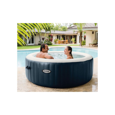 SPA GONFLABLE INTEX PURE SPA PLUS BULLES 4 PLACES 28406EX