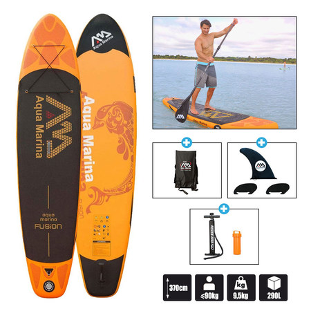 SUP GONFLABLE AQUAMARINA FUSION 11.0 2017