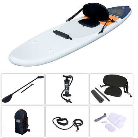 SUP GONFLABLE OCCASION BESTWAY HIGHWAVE 9.4