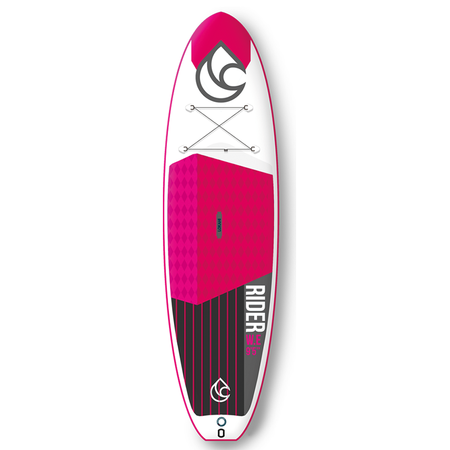 SUP GONFLABLE LOKAHI WE CANOA AIR 12.6 ROSE 2018 12.6