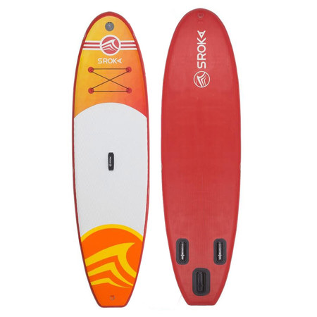 PADDLE GONFLABLE SROKA MALIBU FUSION ORANGE 10.0 2021