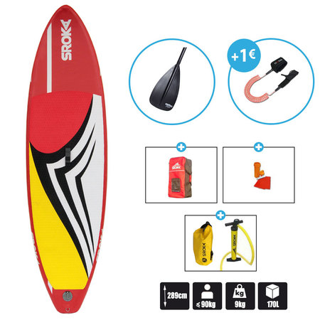 SUP SROKA 9.5 WAVES 2016 9.5