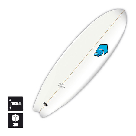 SURF SUPERFROG 6.0 HYDRO FISH 2017
