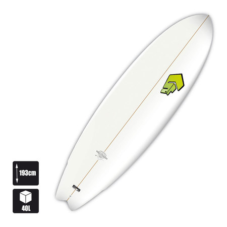 SURF SUPERFROG 6.4 HYDRO FISH 2016