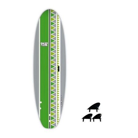 SURF BIC PAINT MAXI SHORTBOARD 6.6 2018