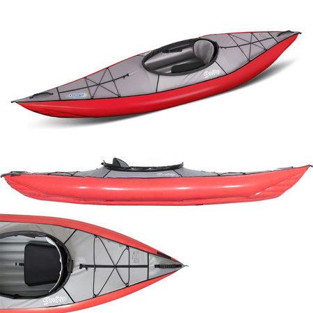 KAYAK GUMOTEX SWING 1 ROUGE