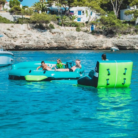 AQUAPARK JOBE SWITCH 2 PERSONNES