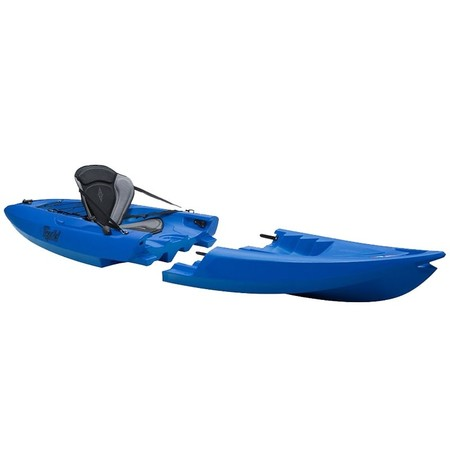 SECTION SUPPLEMENTAIRE KAYAK MODULABLE TEQUILA GTX BLEU SECTIONSUPBLEU