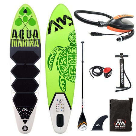 PADDLE GONFLABLE AQUA MARINA THRIVE 10.0 2018 PACK POMPE ELECTRIQUE