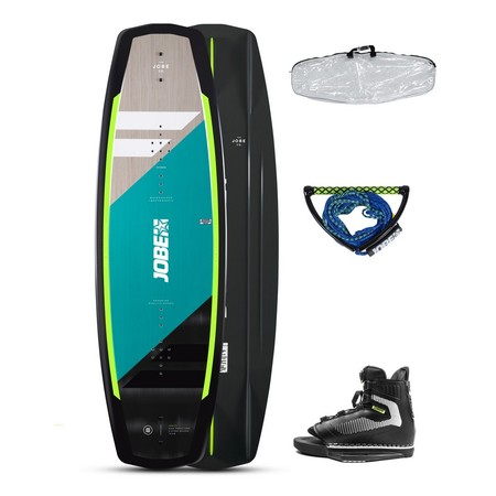 PACK WAKEBOARD JOBE VANITY 131 & CHAUSSES MAZE 2021 35/39