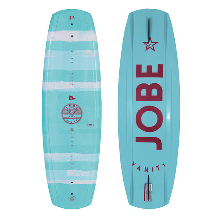WAKEBOARD JOBE VANITY WOMAN 136 & TREAT PACKAGE