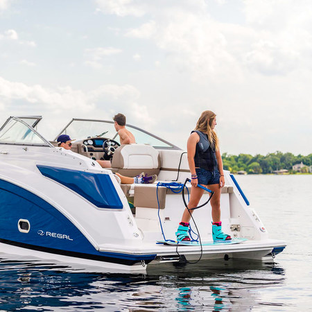 WAKEBOARD JOBE VANITY WOMAN 136 & UNIT PACKAGE