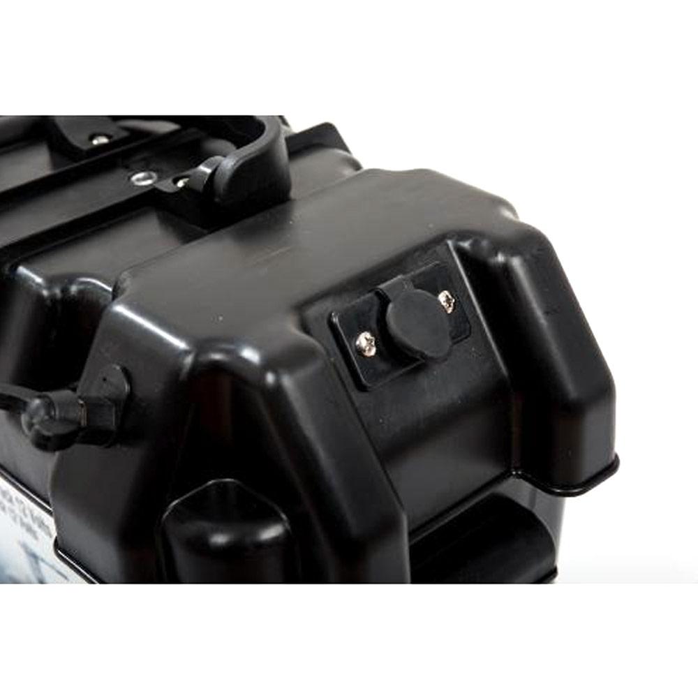station de puissance coffret batterie 12v haswing pas cher en vente sur stock. Black Bedroom Furniture Sets. Home Design Ideas