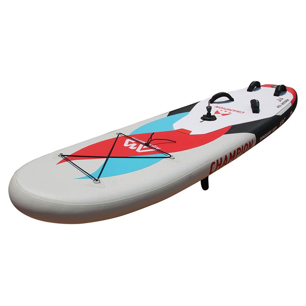pack windsurf gonflable aqua marina champion 2018 pas cher en vente sur stock. Black Bedroom Furniture Sets. Home Design Ideas