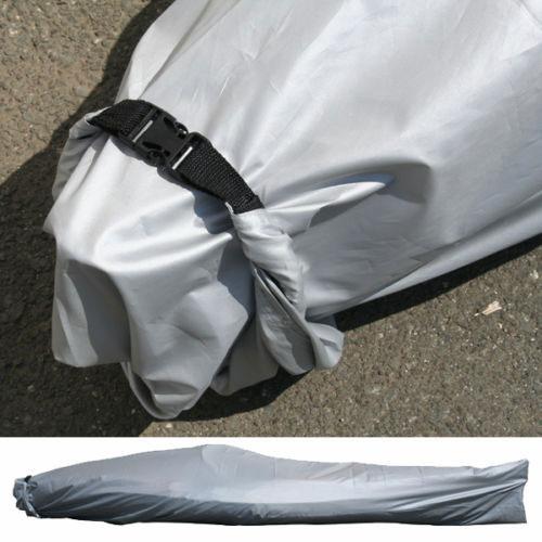 kayak POFET Housse de protection professionnelle /étanche pour kayak cano/ë Pour bateau de p/êche convient pour kayak de 4,1 /à 4,5 m cano/ë Protection contre la poussi/ère et les UV