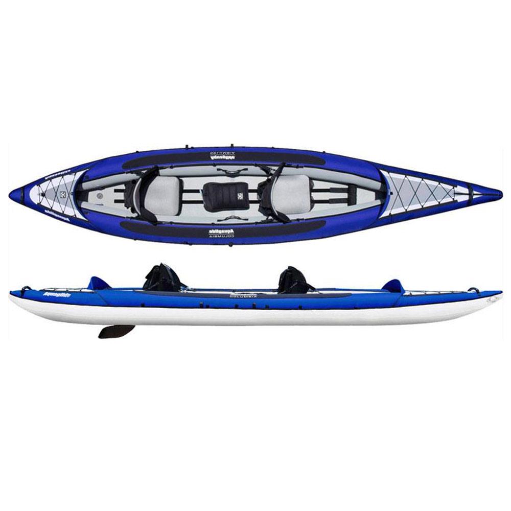 Kayak gonflable aquaglide columbia xp tandem xl pas cher en vente sur stock - Kayak gonflable pas cher ...