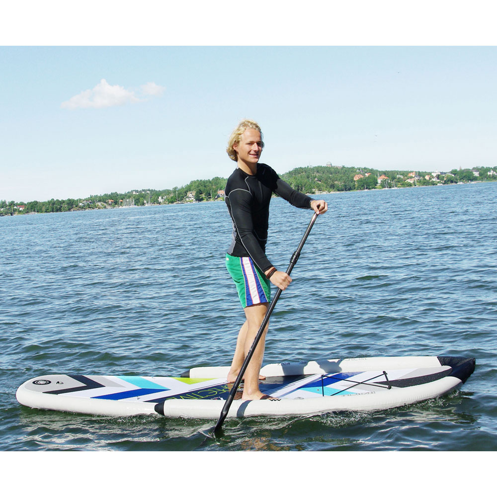 paddle gonflable aqua marina perspective. Black Bedroom Furniture Sets. Home Design Ideas