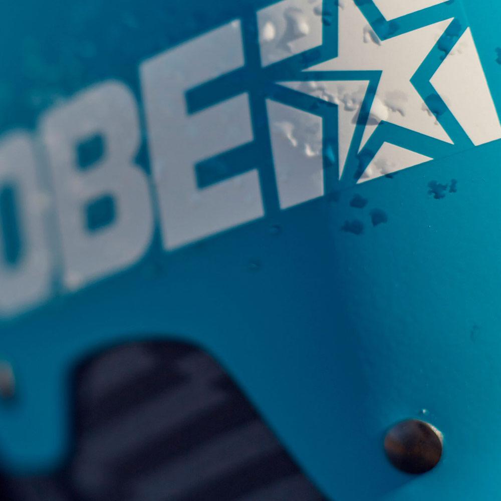 Jobe Base Helm 2018 Steel Blue