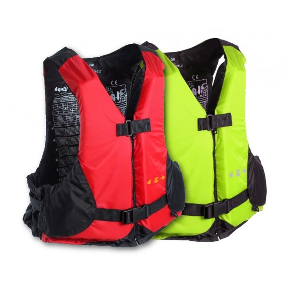 gilet sauvetage kayak