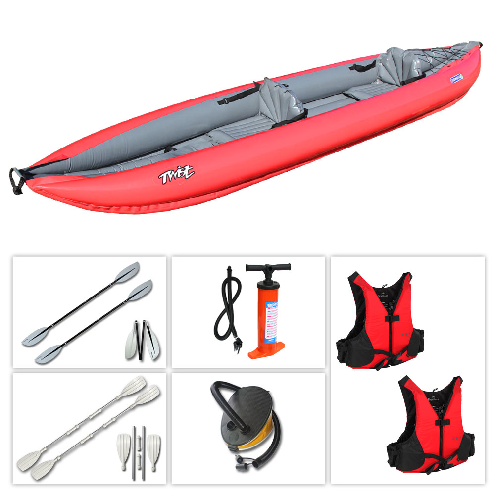 kayak gumotex twist 2 nitrilon
