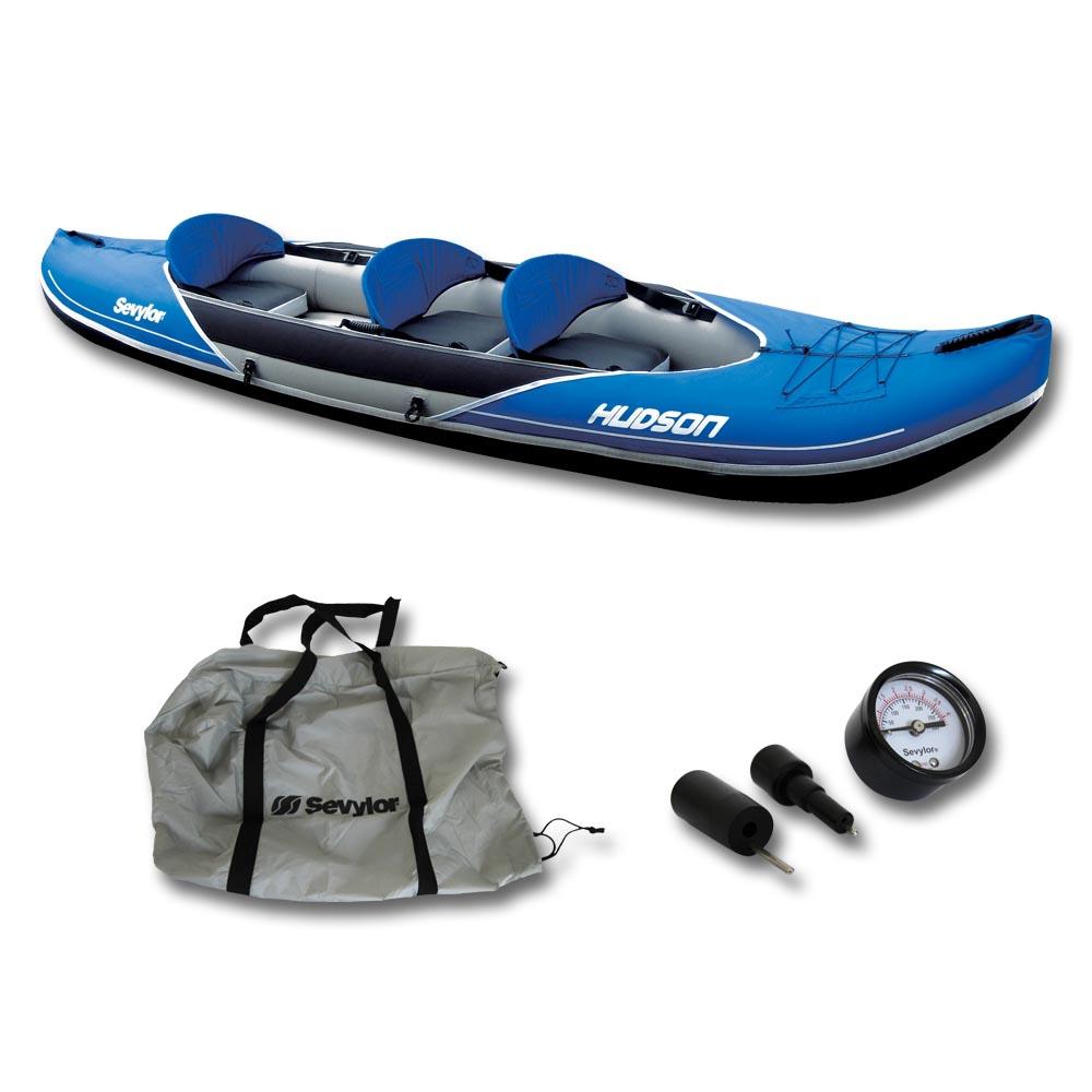 Kayak sevylor hudson kcc 360 pas cher en vente sur stock - Kayak gonflable pas cher ...