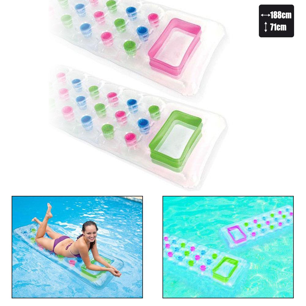 Matelas de piscine intex pas cher en vente sur stock for Matelas de piscine