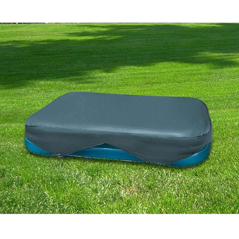 Bache de protection pour piscine intex x pas for Protection pour piscine