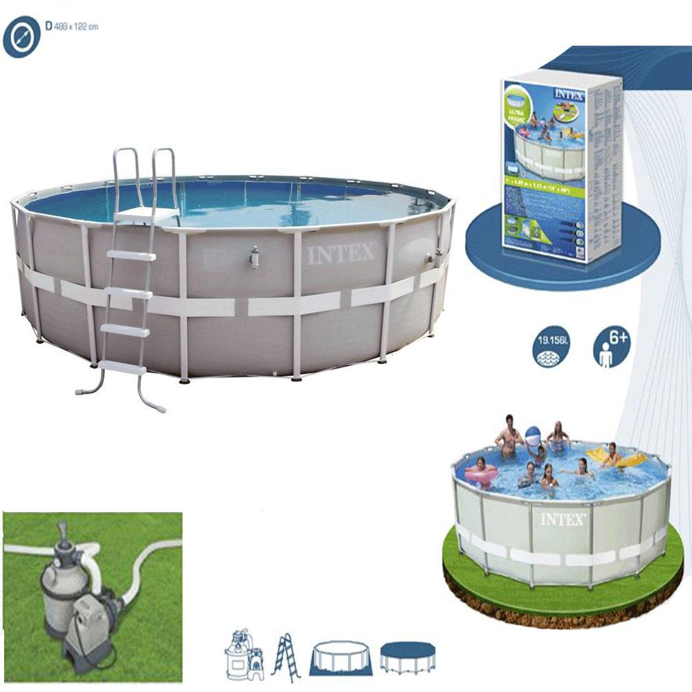 Rchauffeur de piscine intex chauffage electrique pour for Rechauffeur piscine intex